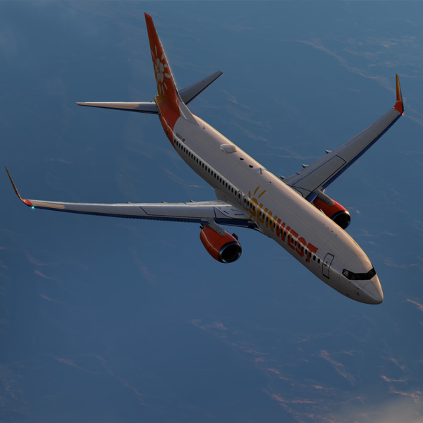 SunWest 737-800