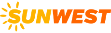 SunWest logo