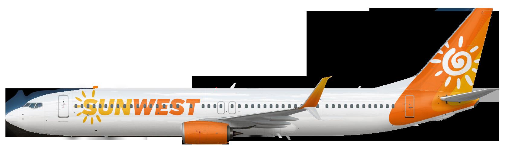 Boeing 737-900ER SSW
